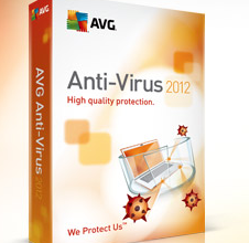 AVG ANTI VIRUS 2012