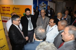 Our CEO @ India India Show 2013 - Mumbai