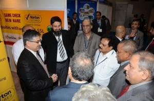 Our CEO @ India India Show 2013 - Mumbai